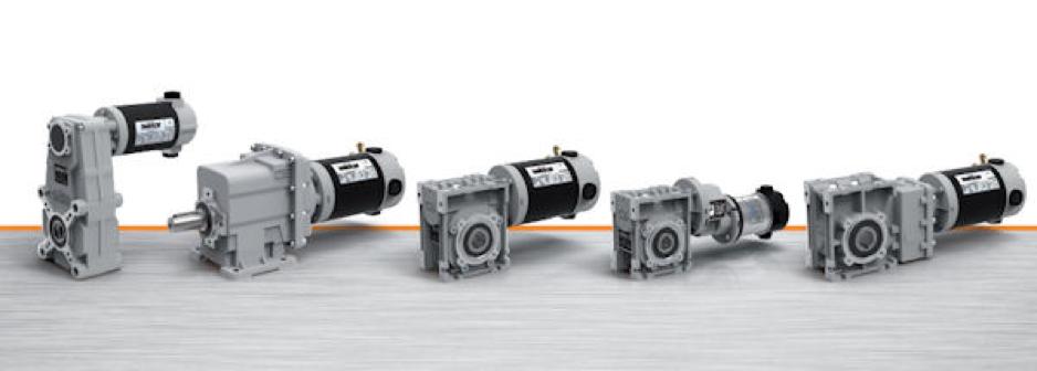 DC gelijkstroommotoren