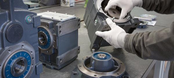 onderhoud van gelijkstroommotoren